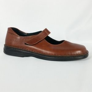 Josef Seibel 40/US 9,9.5 Brown Mary Jane S4-14